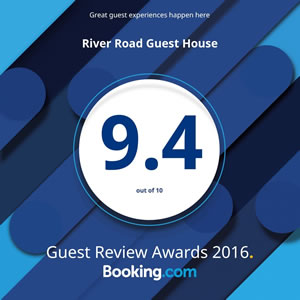 Booking.com Award 2016